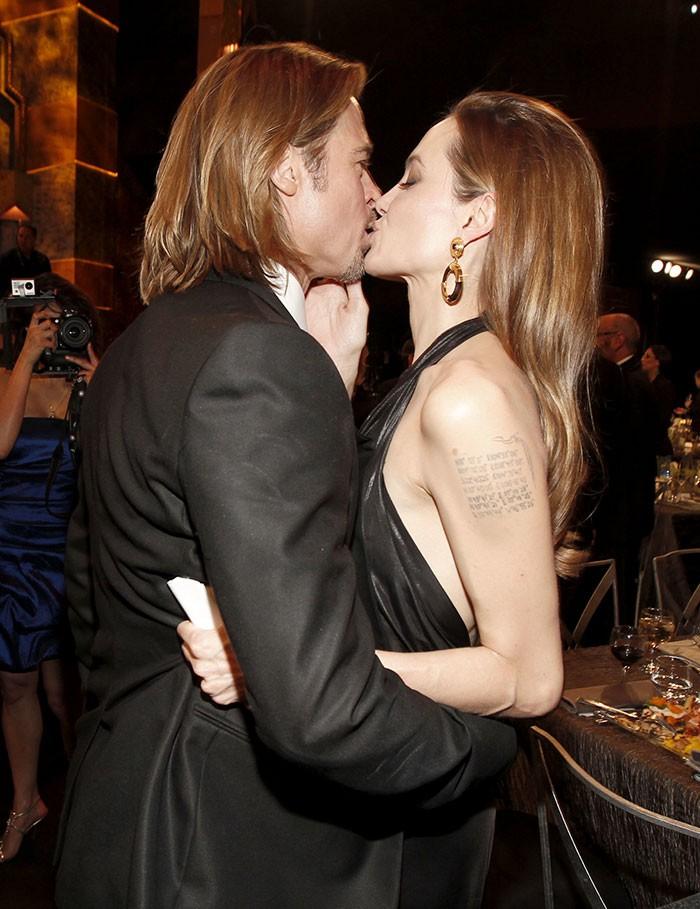 Phải mất đến hàng chục năm, người ta mới nhận ra điểm chung kỳ lạ này trong cả tá mối tình của Brad Pitt - Ảnh 5.