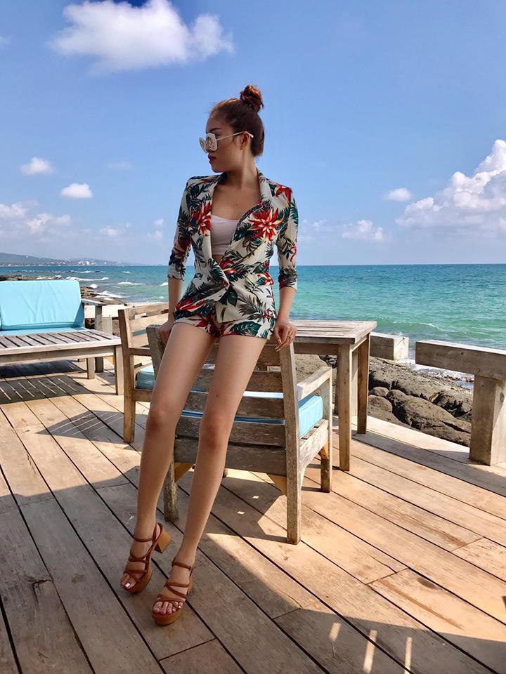 Ngất ngây trước nhan sắc xinh đẹp của nữ MC 22 tuổi được mệnh danh nóng bỏng nhất nhà đài VTV - Ảnh 5.