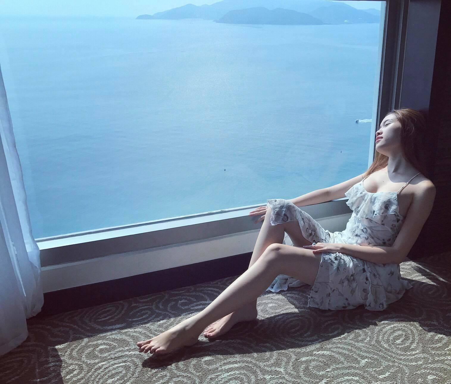 Ngất ngây trước nhan sắc xinh đẹp của nữ MC 22 tuổi được mệnh danh nóng bỏng nhất nhà đài VTV - Ảnh 6.