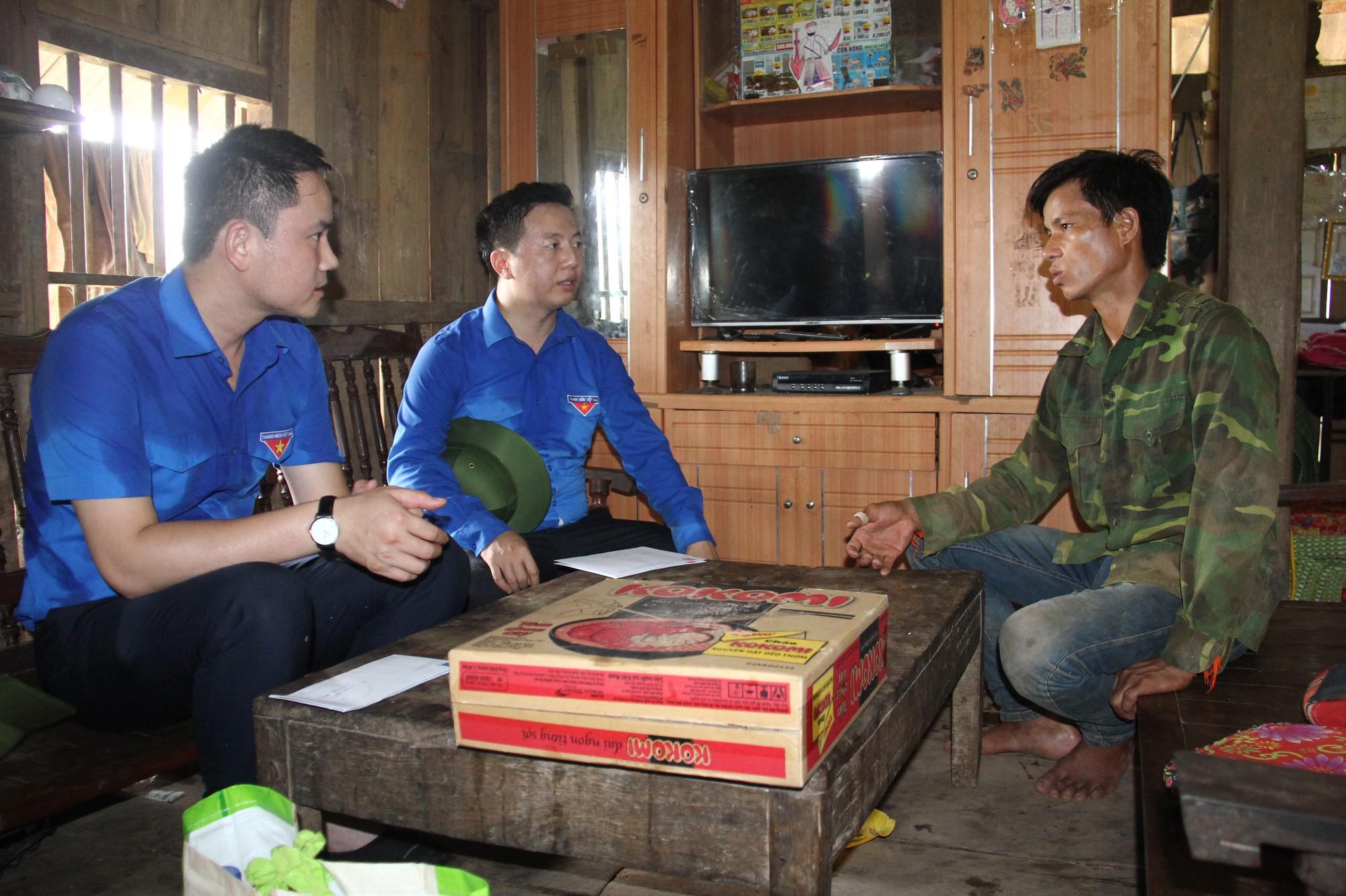 Trung ương Đoàn, Trung ương Hội chung tay hỗ trợ bà con nhân dân Lai Châu vượt qua lũ lụt - Ảnh 4.