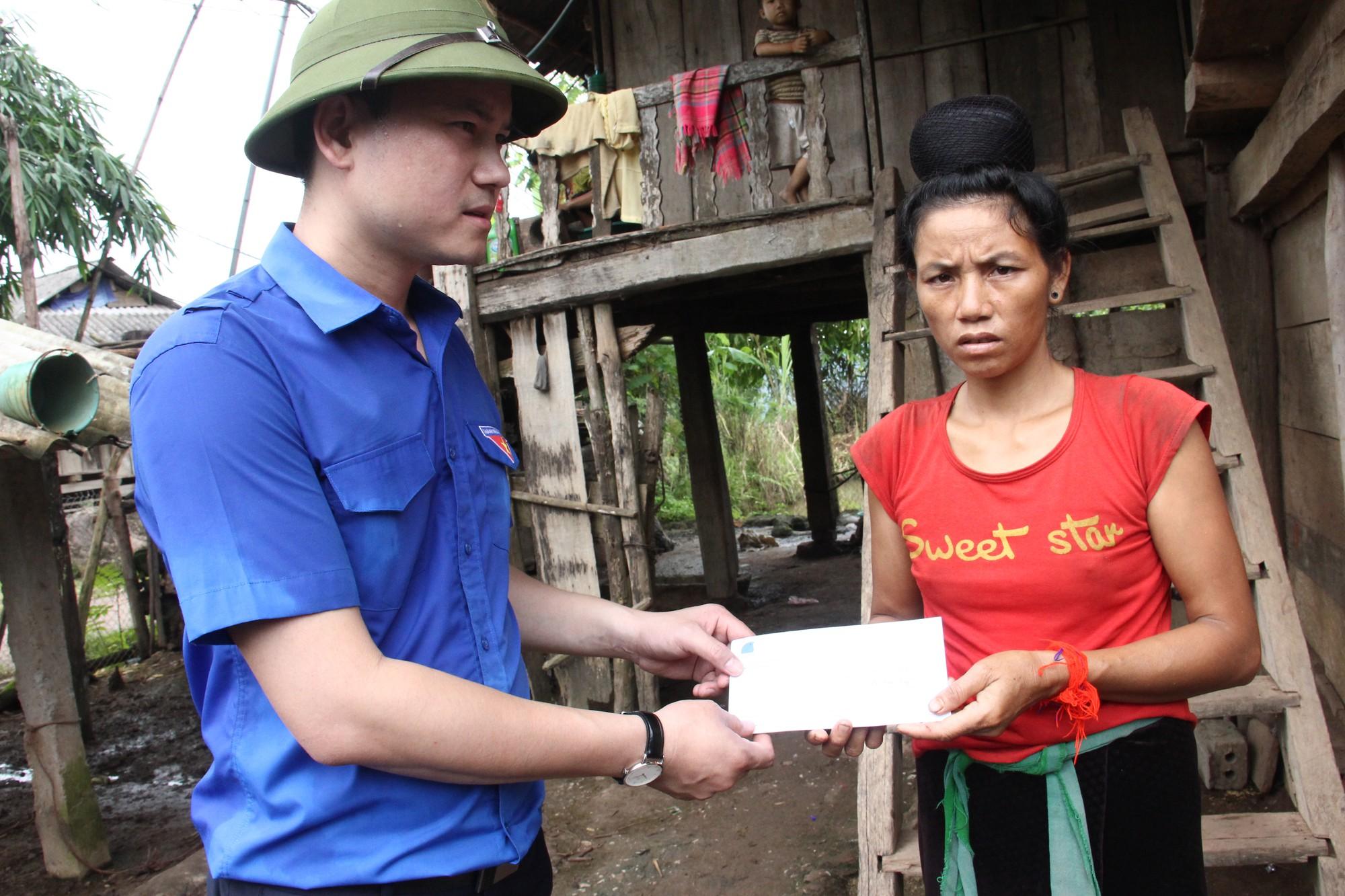 Trung ương Đoàn, Trung ương Hội chung tay hỗ trợ bà con nhân dân Lai Châu vượt qua lũ lụt - Ảnh 3.