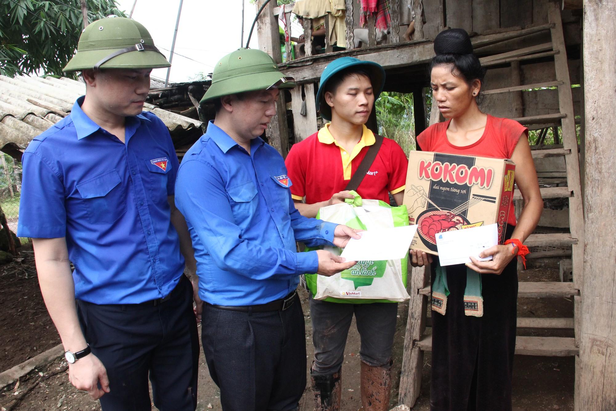 Trung ương Đoàn, Trung ương Hội chung tay hỗ trợ bà con nhân dân Lai Châu vượt qua lũ lụt - Ảnh 5.
