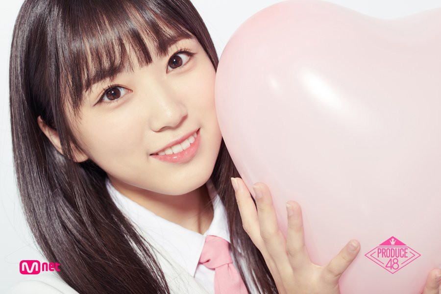 Cô bé Nhật 1m49 bất ngờ gây chú ý nhờ màn lội ngược dòng tại Produce 48 - Ảnh 1.