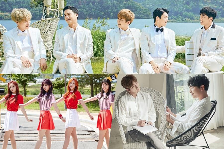 Kpop tháng 7: Idolgroup cũ, mới thi nhau tung MV chào hè - Ảnh 4.