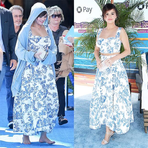 Quá mỏi vì giày cao gót, Selena Gomez vô tư đi luôn chân trần giữa sự kiện - Ảnh 2.