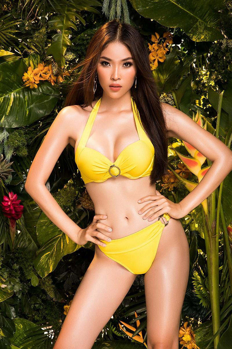 Thí sinh Miss Supranational Vietnam 2018 thả dáng nóng bỏng trong bộ ảnh bikini - Ảnh 10.