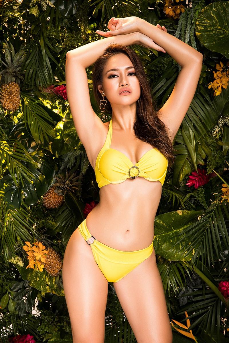 Thí sinh Miss Supranational Vietnam 2018 thả dáng nóng bỏng trong bộ ảnh bikini - Ảnh 11.