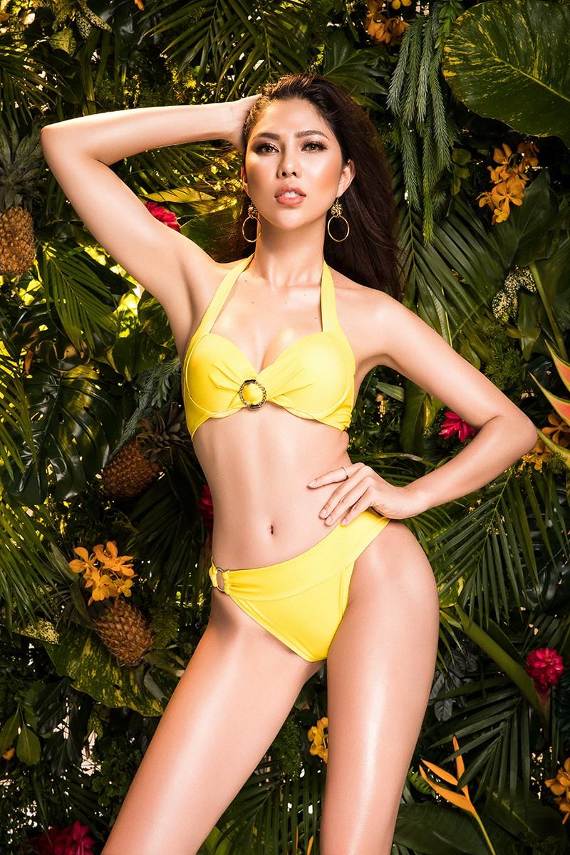 Thí sinh Miss Supranational Vietnam 2018 thả dáng nóng bỏng trong bộ ảnh bikini - Ảnh 8.