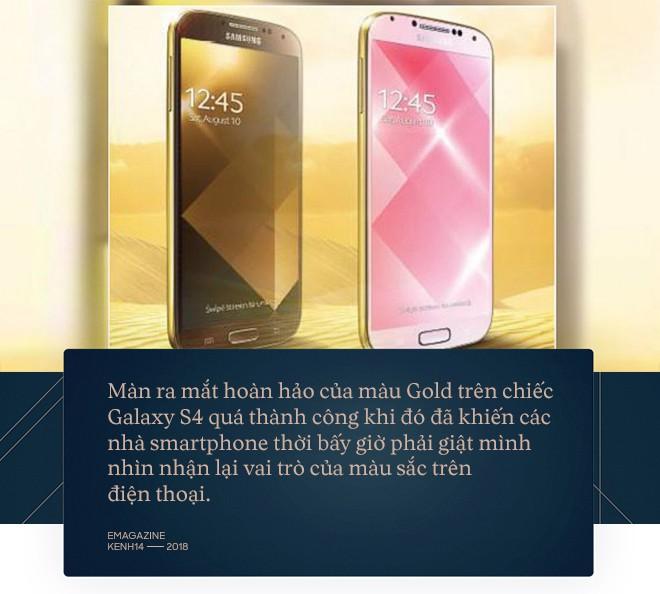 Samsung - người thổi hồn cho thế giới smartphone bằng sắc màu thịnh vượng - Ảnh 2.