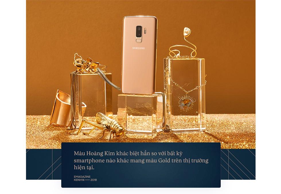 Samsung - người thổi hồn cho thế giới smartphone bằng sắc màu thịnh vượng - Ảnh 5.