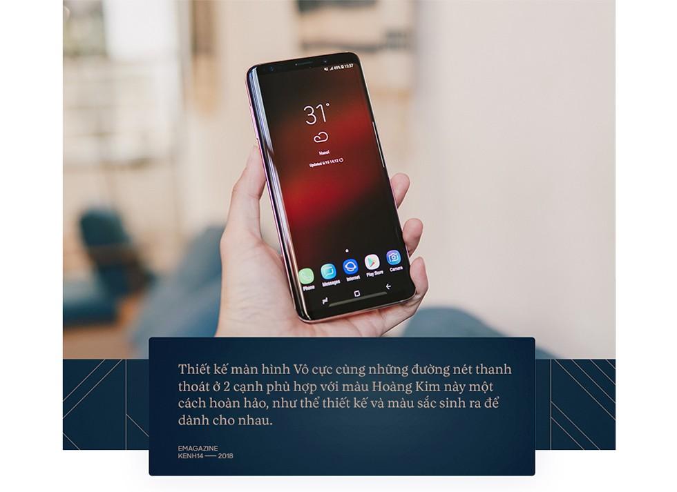 Samsung - người thổi hồn cho thế giới smartphone bằng sắc màu thịnh vượng - Ảnh 6.