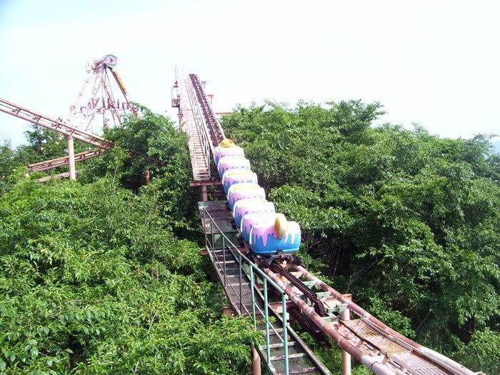 Công viên giải trí bỏ hoang ở Hàn Quốc: Đóng cửa sau 2 tai nạn chết người, hiện trường thảm khốc vẫn nguyên vẹn đến hôm nay - Ảnh 3.