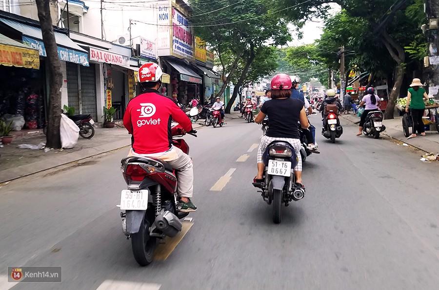 Ứng dụng gọi xe Go-Viet chính thức ra app, mở rộng hoạt động ở Sài Gòn từ ngày mai - Ảnh 1.