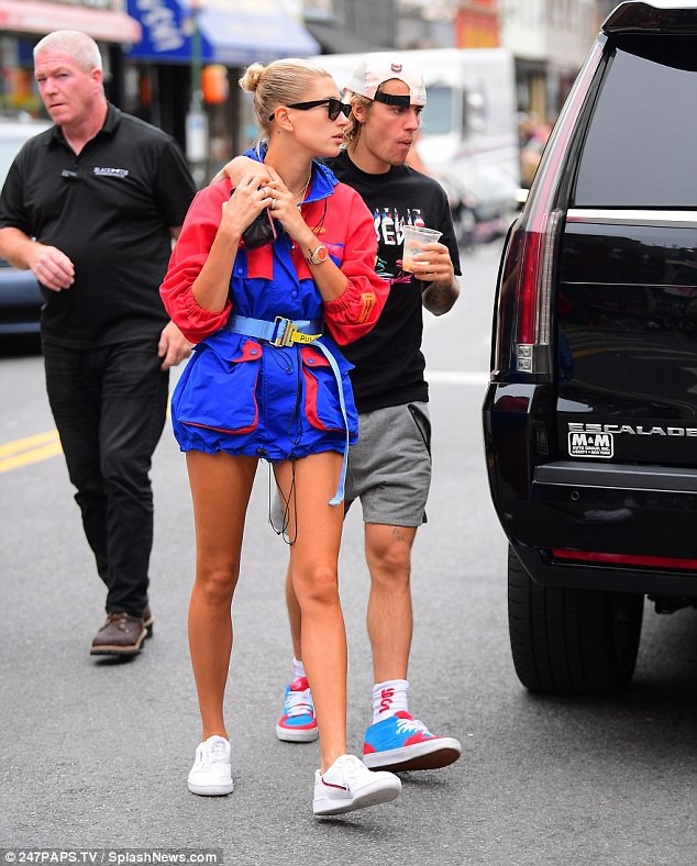 Đây là bằng chứng Justin Bieber và Hailey Baldwin đã bí mật kết hôn? - Ảnh 3.