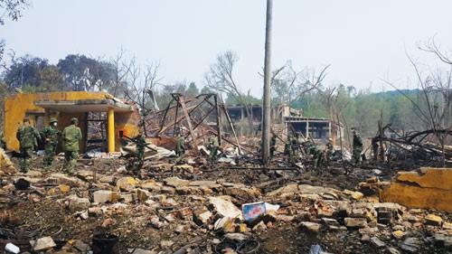 Những tai nạn giao thông, cháy nổ thảm khốc khiến nhiều người thiệt mạng từng gây đau xót trong dư luận - Ảnh 6.