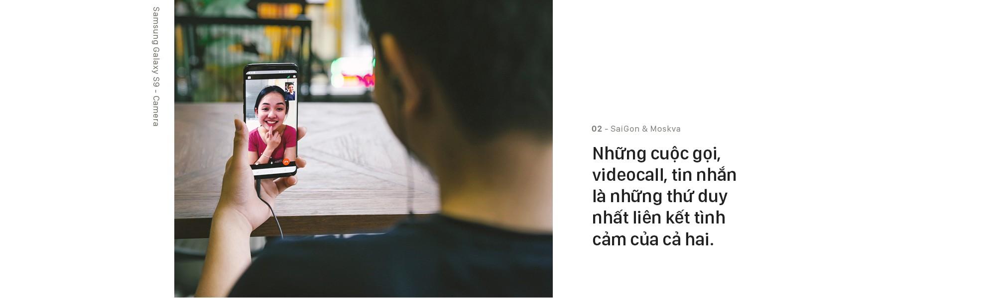 Sài Gòn & Moskva, tình ca ngày và đêm - Ảnh 2.