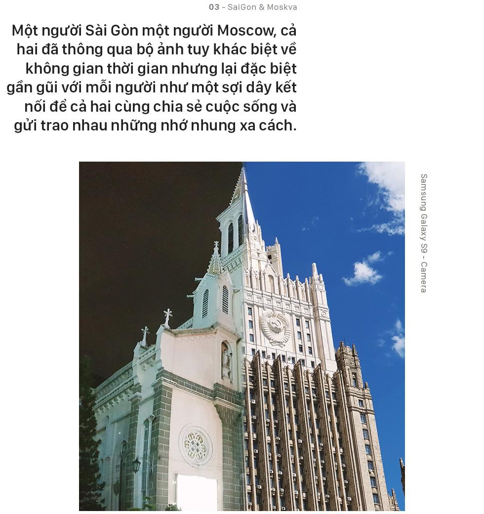 Sài Gòn & Moskva, tình ca ngày và đêm - Ảnh 3.
