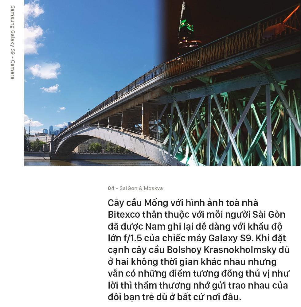Sài Gòn & Moskva, tình ca ngày và đêm - Ảnh 4.