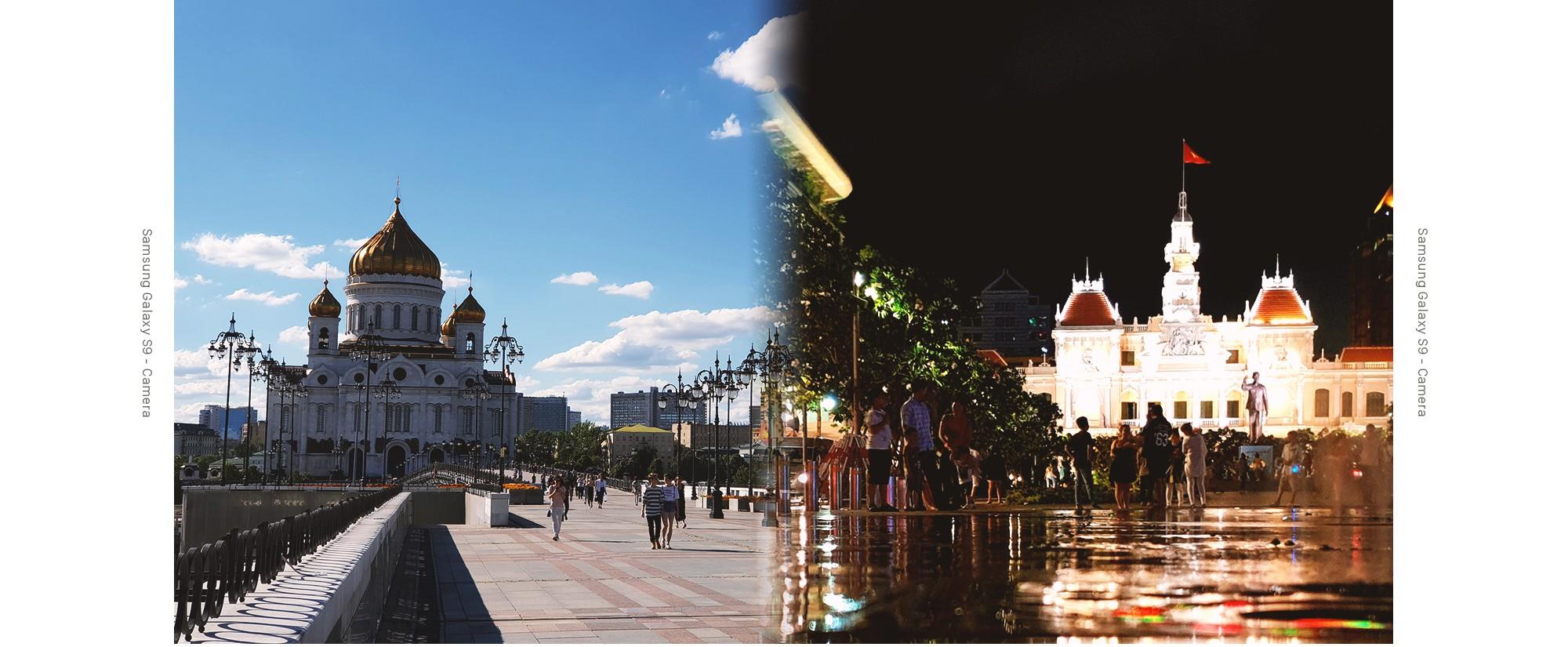 Sài Gòn & Moskva, tình ca ngày và đêm - Ảnh 5.