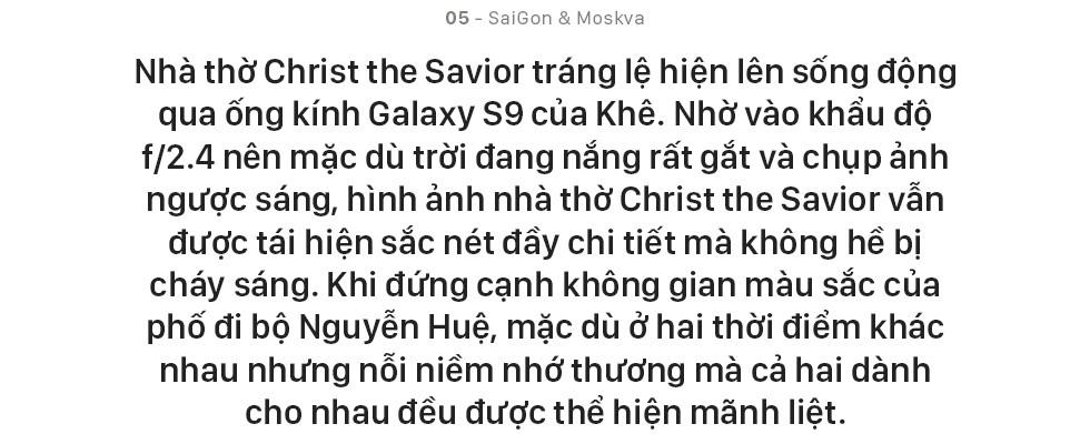 Sài Gòn & Moskva, tình ca ngày và đêm - Ảnh 6.