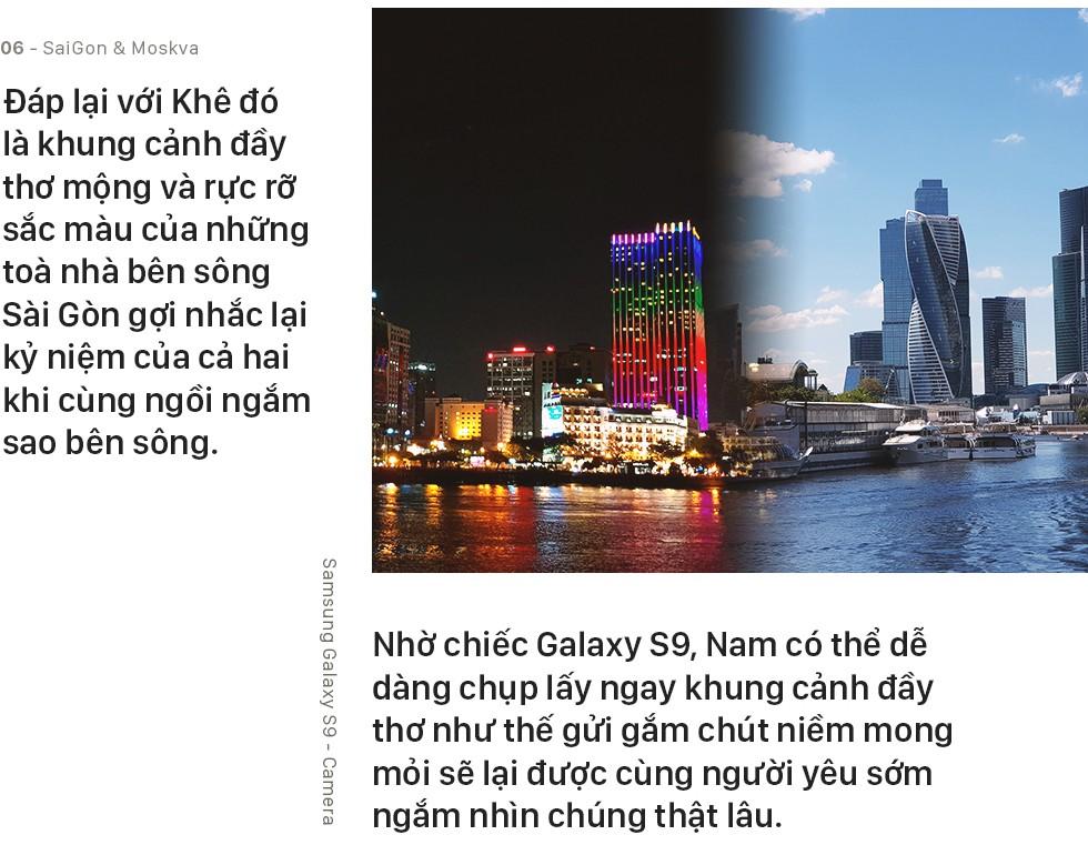 Sài Gòn & Moskva, tình ca ngày và đêm - Ảnh 7.
