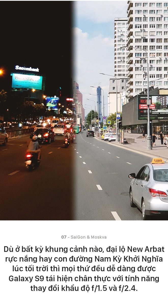 Sài Gòn & Moskva, tình ca ngày và đêm - Ảnh 8.
