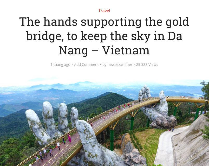 Giới trẻ Việt Nam lại thêm tự hào khi khoe với bạn bè quốc tế 2 biểu tượng du lịch mới cực hoành tráng này - Ảnh 21.