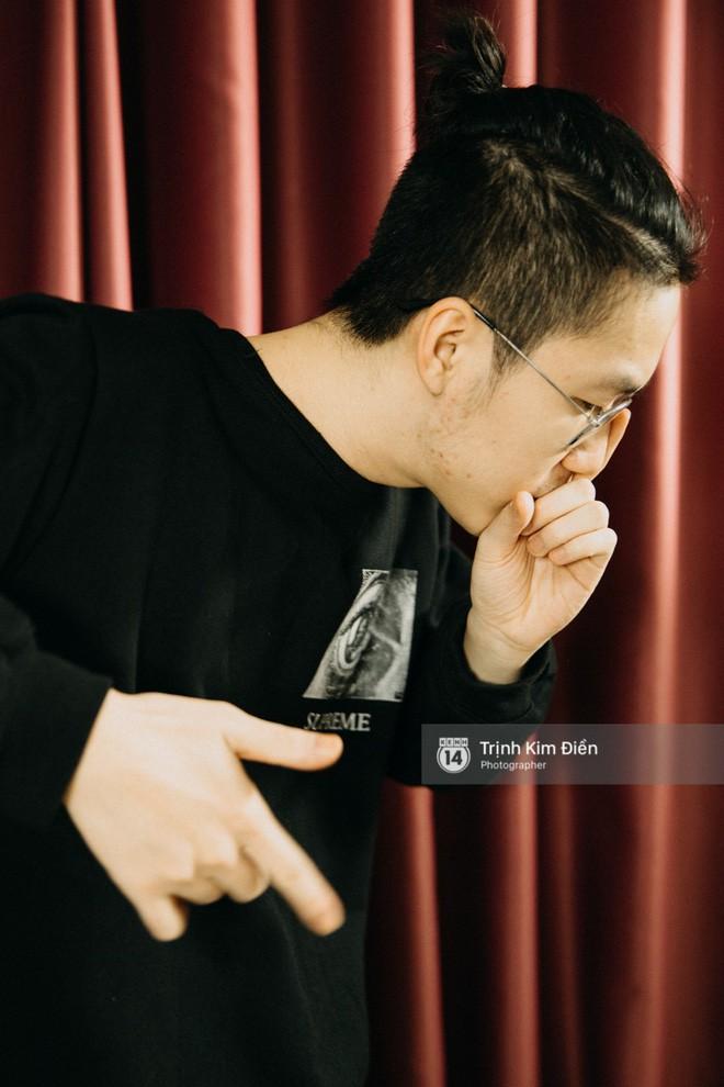 Quán quân giải vô địch beatbox thế giới Bảo Trung và hành trình đưa beatbox Việt lên tầm chuyên nghiệp - Ảnh 3.