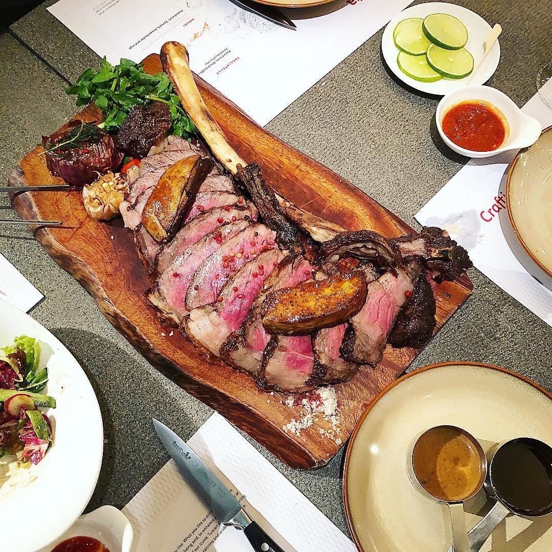 Đi một vòng từ Á sang Âu với 3 nhà hàng đang được giới trẻ Sài Gòn check-in nhiệt tình - Ảnh 9.