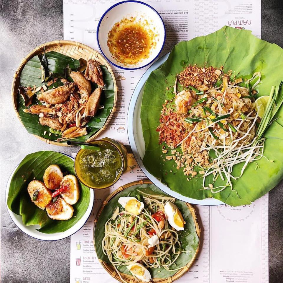 Đi một vòng từ Á sang Âu với 3 nhà hàng đang được giới trẻ Sài Gòn check-in nhiệt tình - Ảnh 4.