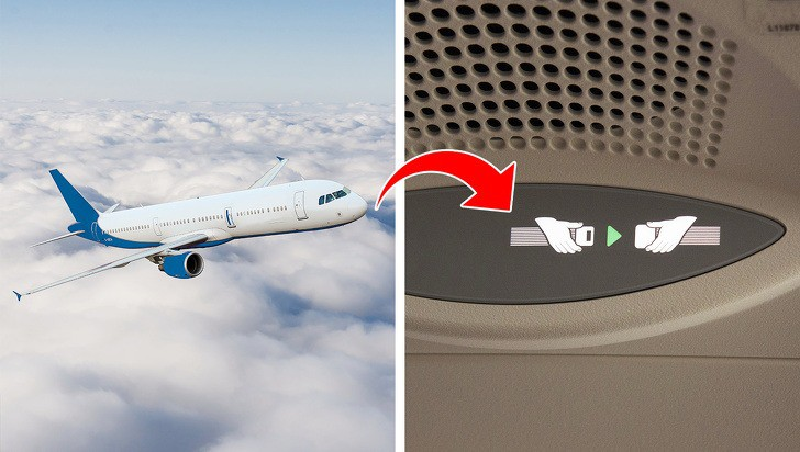 Rất nhiều người từng trải nghiệm điều này trên máy bay nhưng bí mật đằng sau đó thì không hề hay biết - Ảnh 1.