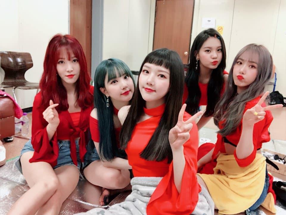 G-Friend vừa tung teaser comeback vào mùa hè này
