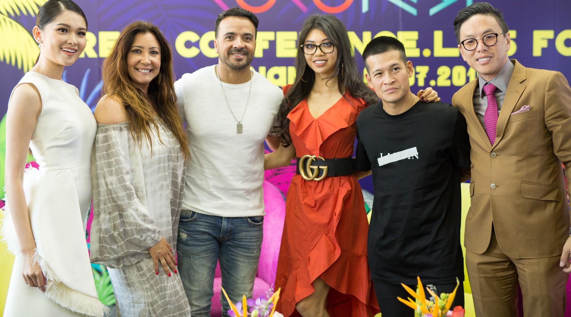 Vắng Justin Bieber và Daddy Yankee, Luis Fonsi sẽ biểu diễn bản phối mới của Despacito trước khán giả Đà Nẵng - Ảnh 4.