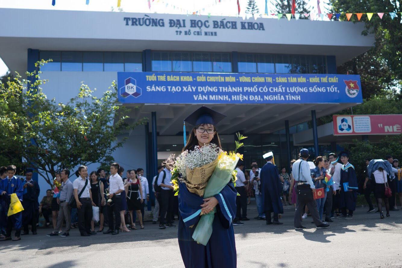 Không phải chàng trai nào cả, cô gái này mới là người tốt nghiệp thủ khoa kỹ sư của Đại học Bách khoa - Ảnh 3.