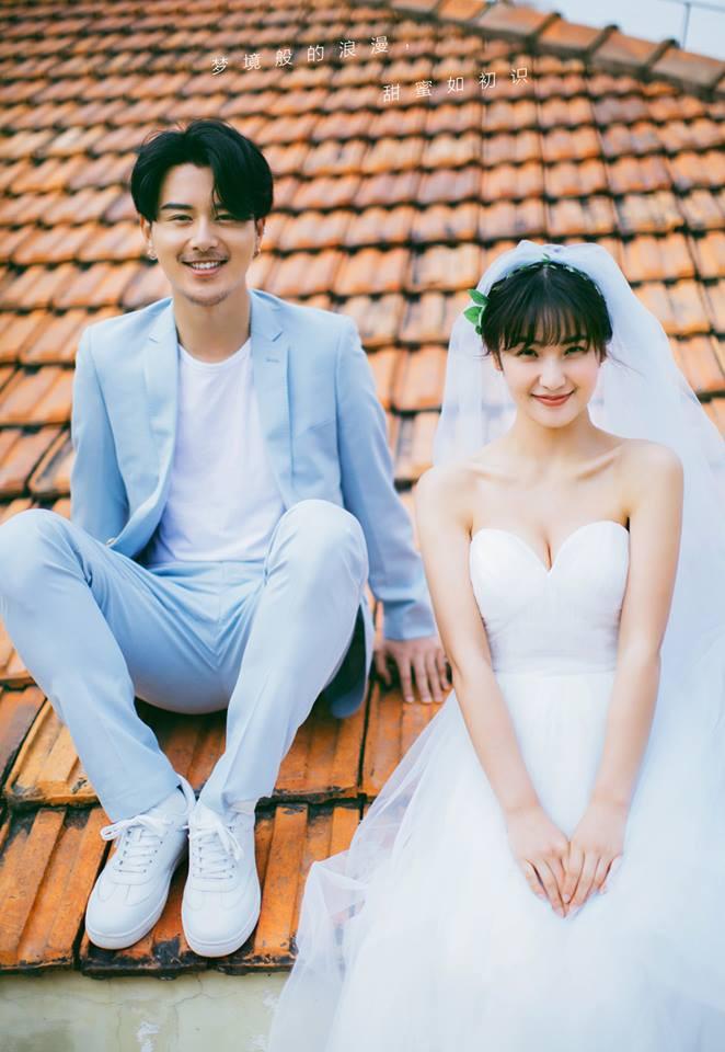 Ảnh cưới đơn giản nhưng vẫn khiến người xem lịm tim vì cô dâu và chú rể quá tình - Ảnh 3.