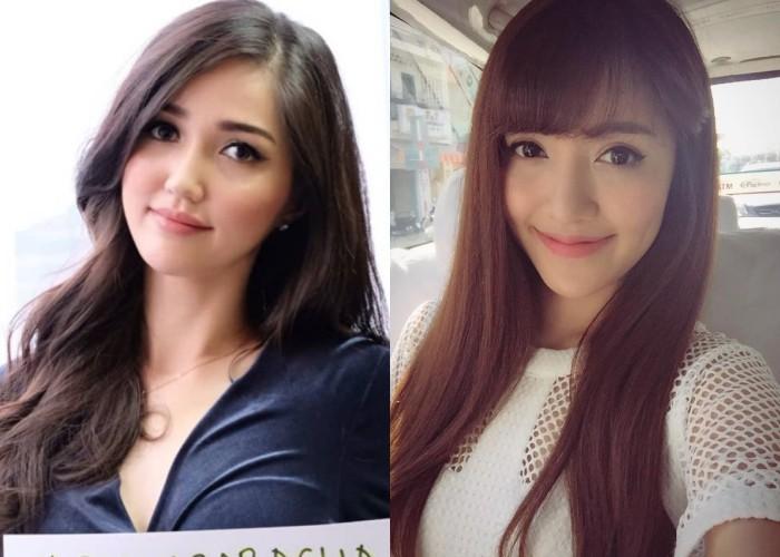 Nhan sắc và phong cách thời trang của Hoa hậu Hoàn vũ Indonesia 2018 được coi là chị em sinh đôi của Bích Phương - Ảnh 4.