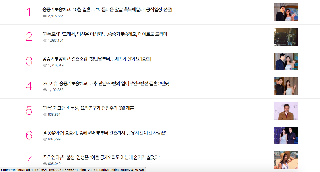 Còn nhớ ngày này năm ngoái, Song Joong Ki và Song Hye Kyo khiến cả châu Á chấn động vì tin tức này! - Ảnh 2.