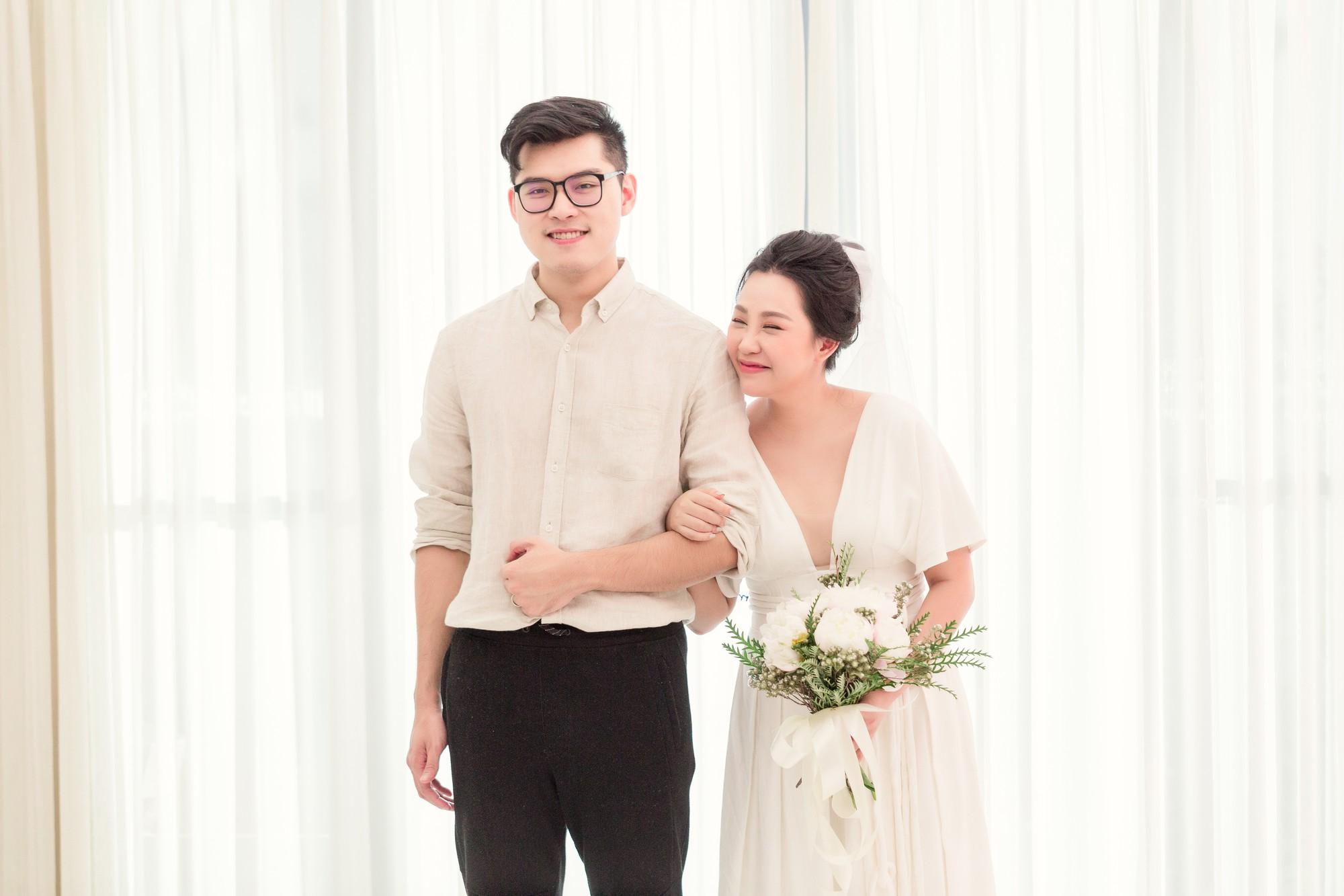 Gào khoe bộ ảnh cưới siêu hạnh phúc cùng chồng và 3 em bé - Ảnh 16.