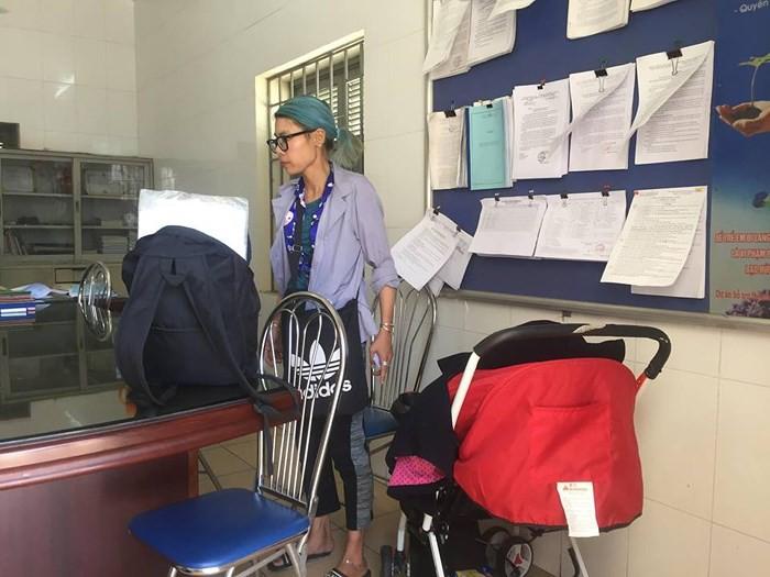5 ngày của hot girl Bella và đứa con 1 tuổi tại Trung tâm Bảo trợ Xã hội - Ảnh 1.