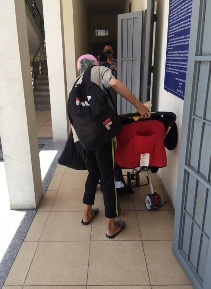5 ngày của hot girl Bella và đứa con 1 tuổi tại Trung tâm Bảo trợ Xã hội - Ảnh 4.