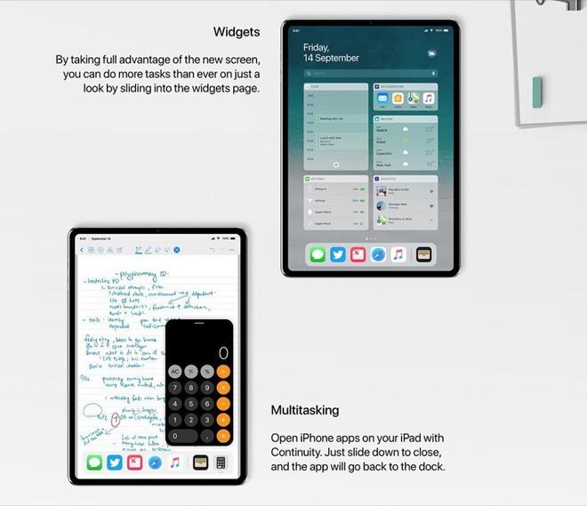 Concept: Đây là vẻ đẹp của iPad Pro với Face ID sắp ra mắt - Ảnh 6.