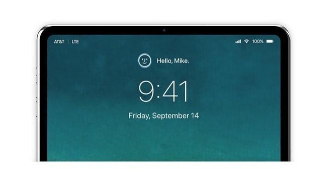 Concept: Đây là vẻ đẹp của iPad Pro với Face ID sắp ra mắt - Ảnh 7.