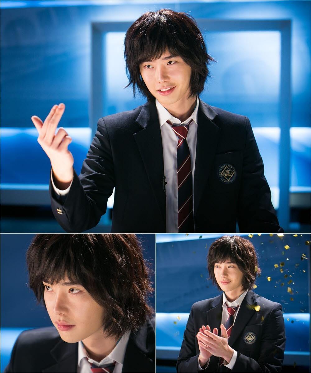 Nhìn 6 sao nam Hàn đổi tóc mới thấy: Đẹp trai đến đâu mà chọn sai kiểu tóc thì cũng thành thảm họa - Ảnh 9.
