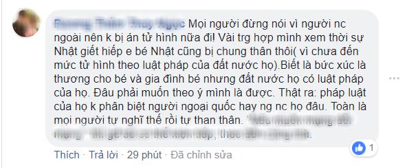 Du học sinh Việt tại Nhật nói gì trước bản án tù chung thân dành cho kẻ sát hại bé Nhật Linh? - Ảnh 6.