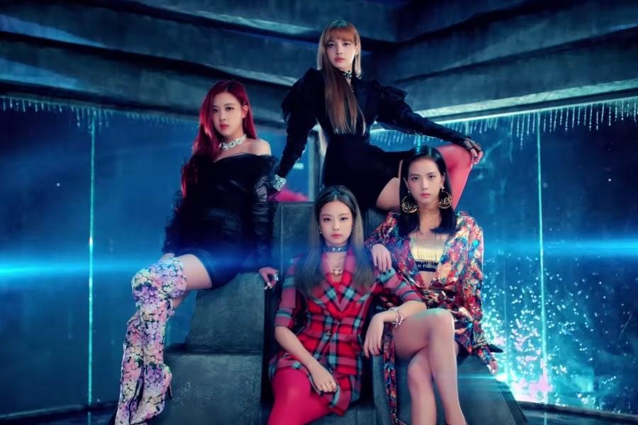 Sốc: Sau 3 tuần phát hành, MV mới của Black Pink bỗng dưng phá kỉ lục view Youtube trong 24 giờ của BTS, PSY - Ảnh 1.