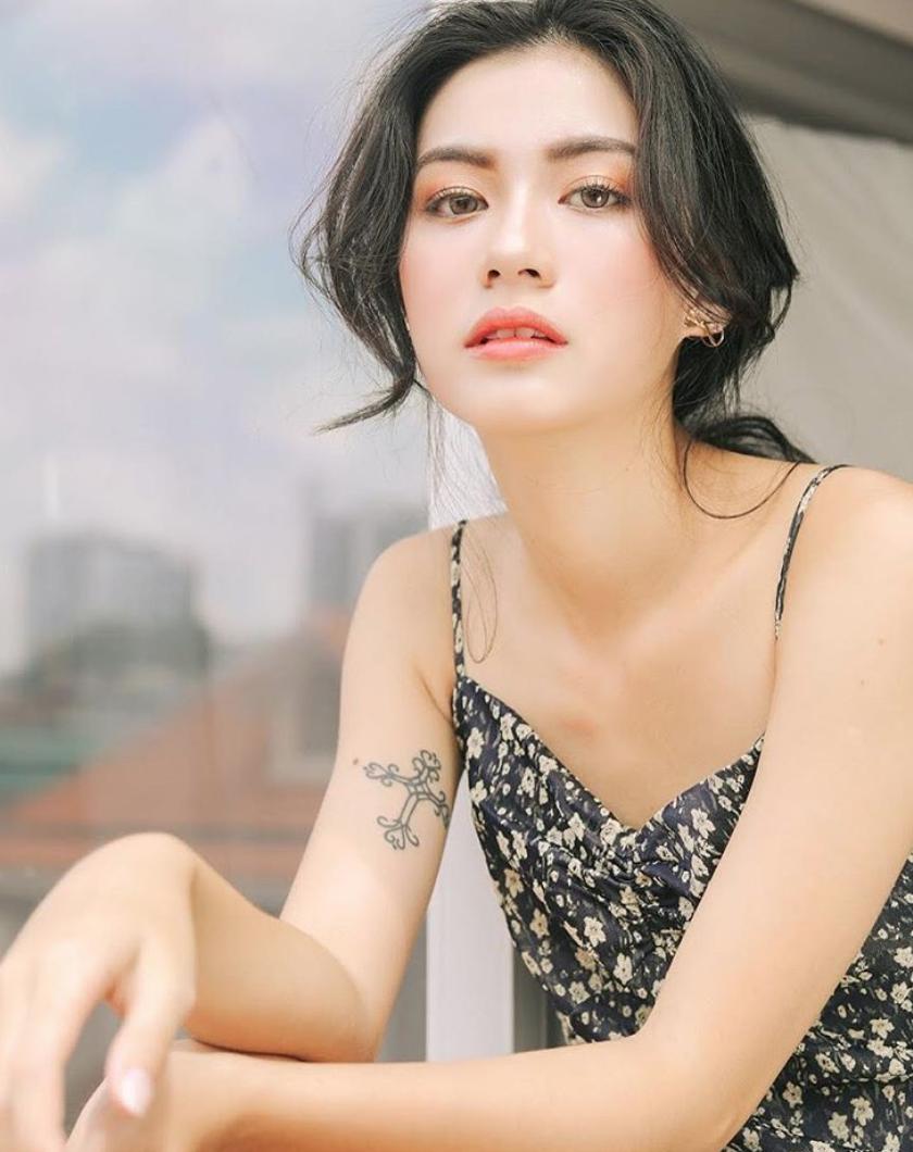 Vi Nguyễn - nàng thơ lookbook mới của Instagram với thần thái miễn chê - Ảnh 4.
