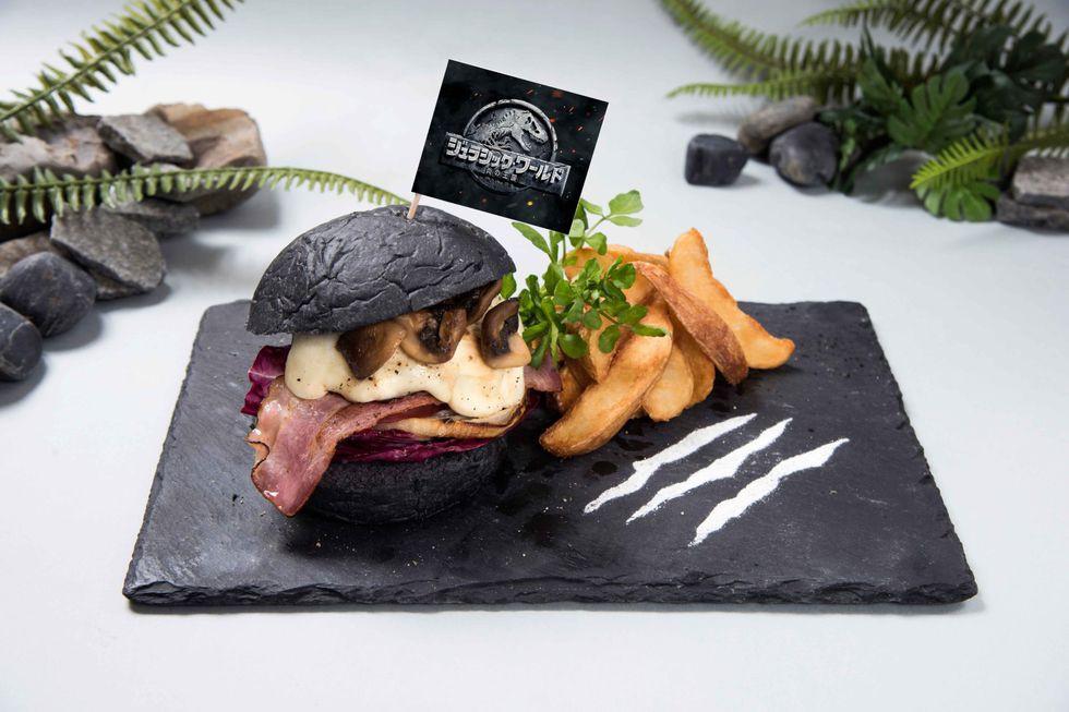 Jurassic World không chỉ có trên phim ảnh, người Nhật còn có cả một thế giới ẩm thực đầy khủng long luôn đấy - Ảnh 4.