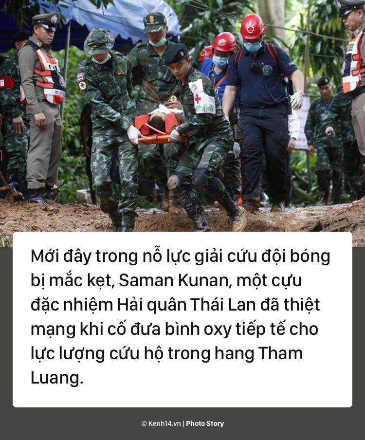Những khó khăn chồng chất trong suốt nửa tháng giải cứu đội bóng Thái Lan - Ảnh 1.