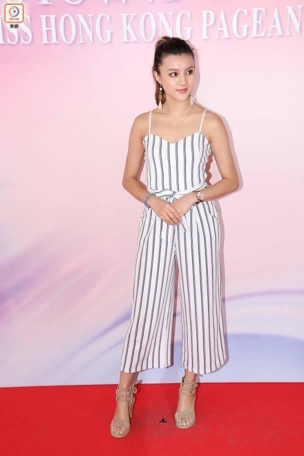 Chán nản với nhan sắc tuột dốc của dàn thí sinh thi Hoa hậu Hồng Kông 2018 - Ảnh 8.