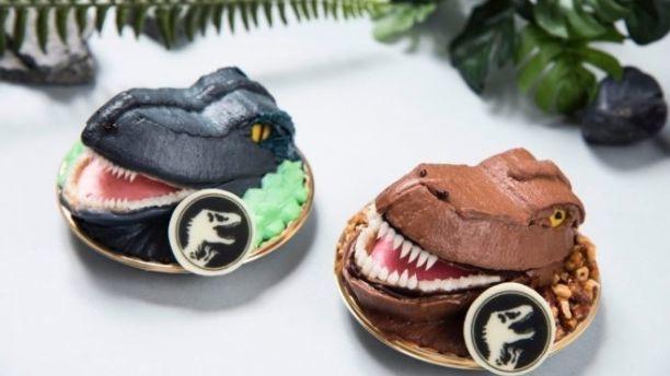 Jurassic World không chỉ có trên phim ảnh, người Nhật còn có cả một thế giới ẩm thực đầy khủng long luôn đấy - Ảnh 1.